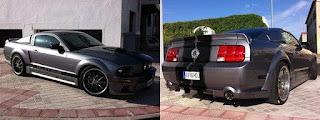 A los V8 también les gusta el GLP, el Ford Mustang GT está de acuerdo.