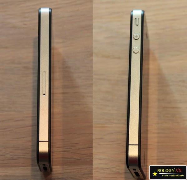 Hình ảnh chiếc Iphone 4 cũ