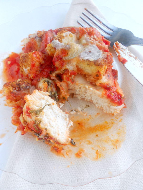 Chicken Parmesan Casserole Confessions Of A Confectionista