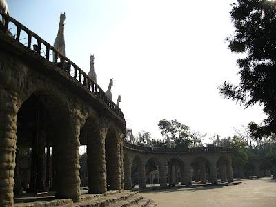 Nek Chand Fantasy Rock Garden