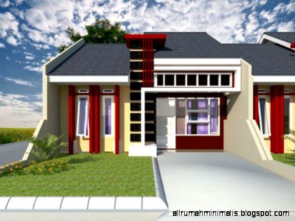 Contoh Gambar Rumah Minimalis 1 Lantai Terbaru 1  Cara Mendesain