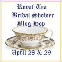 Royal Tea Bridal Shower Blog Hop