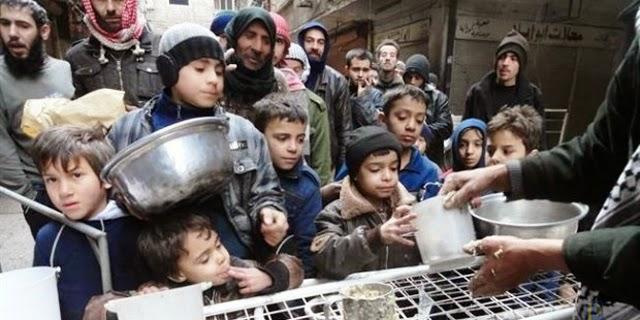 Hampir 4.000 Pengungsi Palestina Terbunuh di Suriah