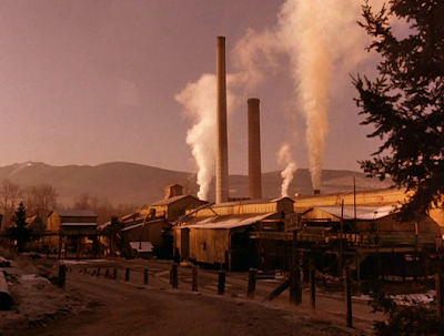 Twin Peaks Lumber Mill