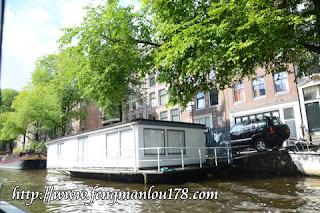 阿姆斯特丹船屋