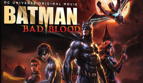 Poster Of Hollywood Film Watch Online Batman Bad Blood 2015 Full Movie Download Free Watch Online 300MB