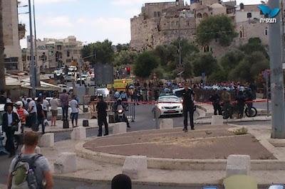 Surto de violência palestina reinicia ciclo de repercussões dos dois lados