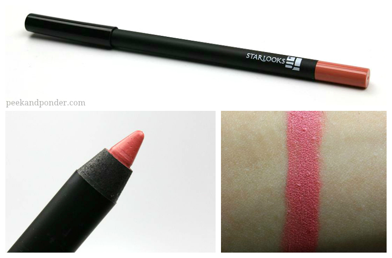Starlooks naked lip pencil
