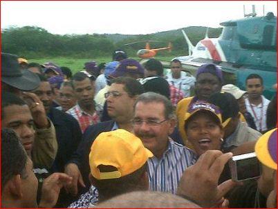 Valoración de la ciudadanía hacia el presidente Danilo Medina