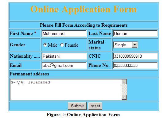 Assignment online