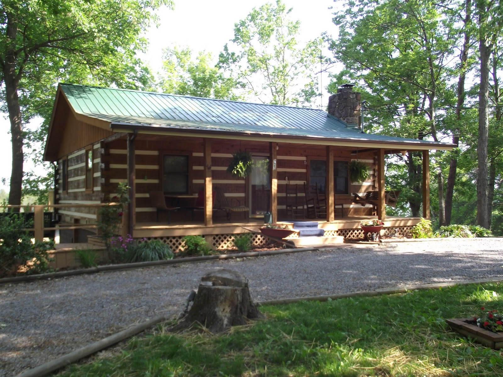 Douglas Lake Vacations Twin Duffers 4 Bedroom Log Home