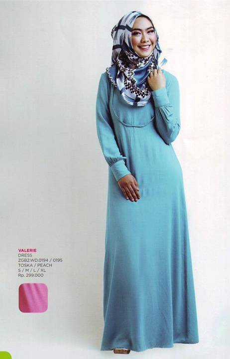 New Jual Baju Muslim Zoya Terbaru Hijab