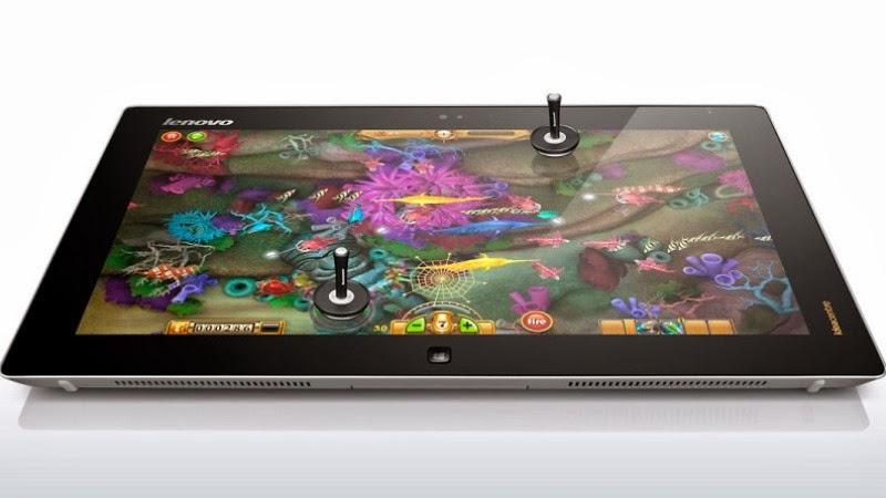 моноблок Lenovo Flex 20 в качестве игрового стола
