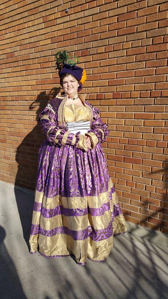 Is that an Apres?: Cranach gown