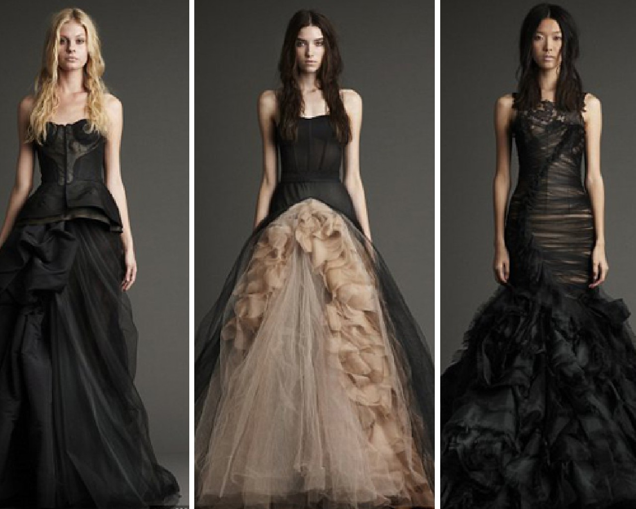 Great Colors For Wedding Dresses