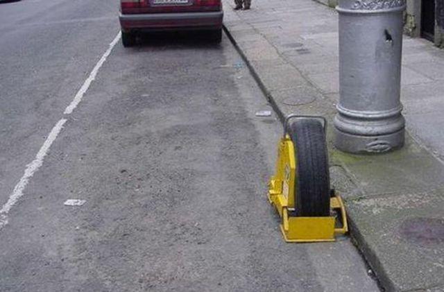 coche cepo fail
