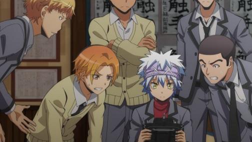 Assistir Ansatsu Kyoushitsu 2 - Episódio 05 Online