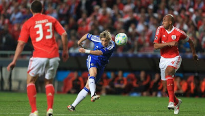 Benfica Chelsea 0-1 highlights sky