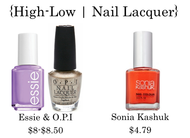 Luci's Morsels | mor and less expensive nail polish