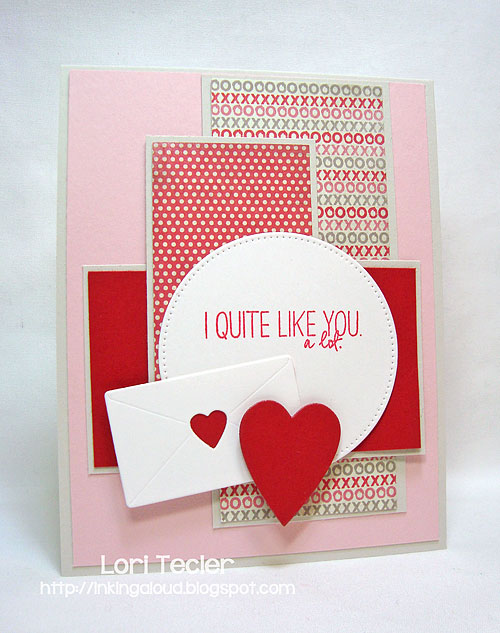I Quite Like You a Lot-designed by Lori Tecler-Inking Aloud-stamps from WPlus9