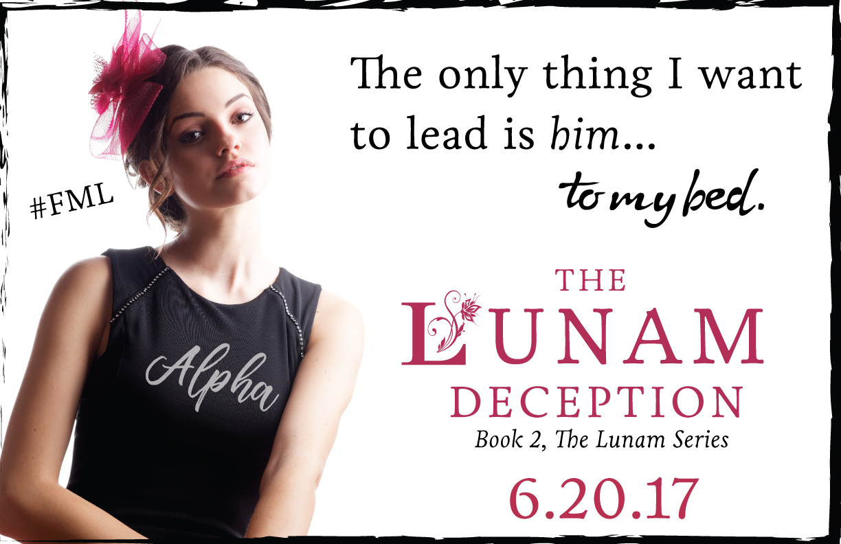 The Lunam Deception Book Blitz