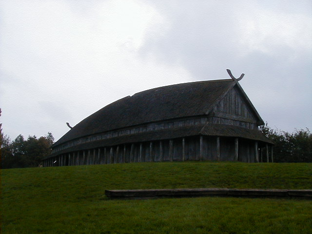 Minecraft Building Ideas Viking Longhouse