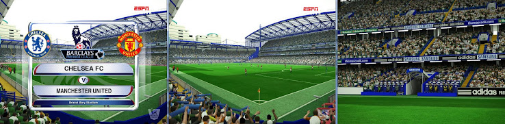 PES 2013 Stamford Bridge by wisnufris