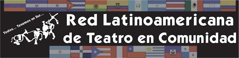 Red Latinoamericana de Teatro en Comunidad
