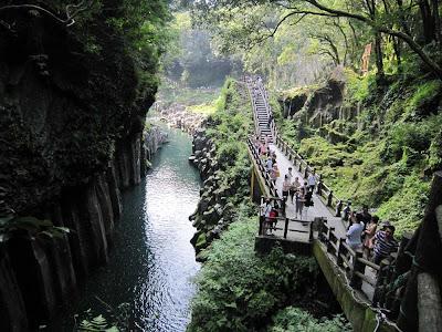 Garganta de Takachiho – Japão