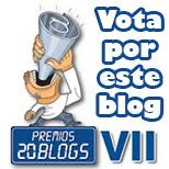 """De Fan a Fan en los premios 20"""" Blogs"""