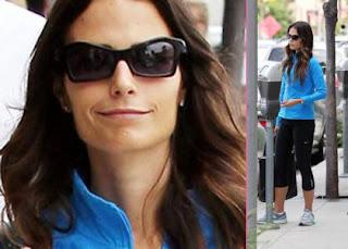 Jordana Brewster Avoids Russell Brand Questions in Beverly Hills » Gossip | Jordana Brewster