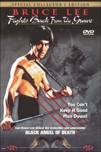 Bruce Lee Fights Back From The Grave Cover