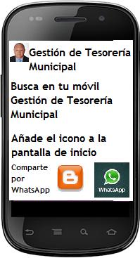 Busca Gestión de Tesorería Municipal en tu móvil