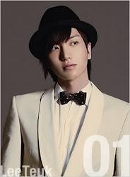 Leeteuk (SJ's Leader)