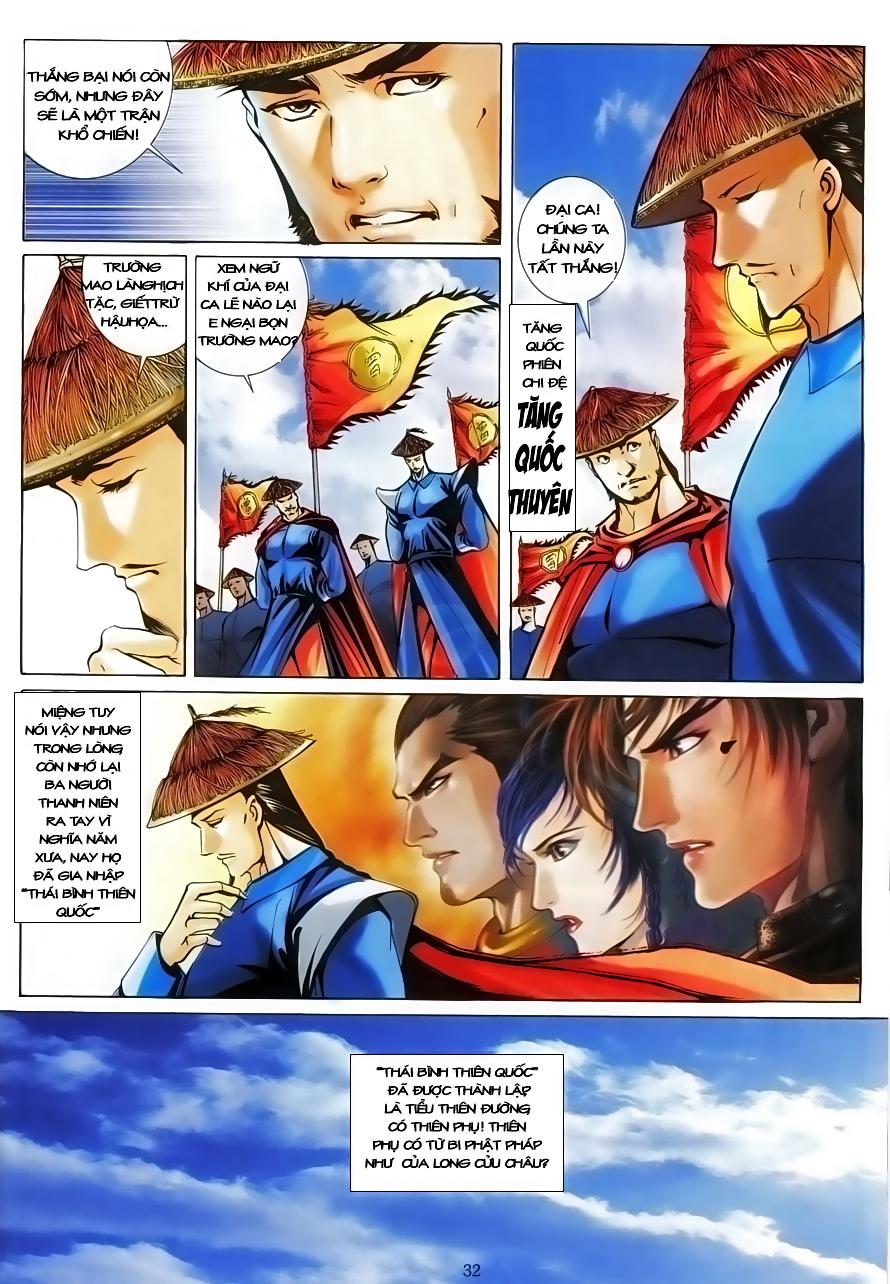 Tân Tác Như Lai Thần Chưởng chap 8 - Trang 33