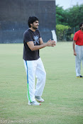 Telugu Film Personalities Practicing Cricket for CCL-thumbnail-13