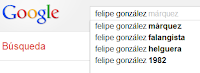 Felipe González es...