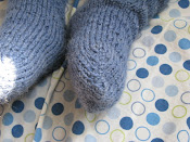 Stompers Spacious Sock *Free Pattern*