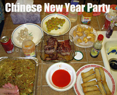 ... Things for Children: Chinese New Year Party & Crafts for Kids