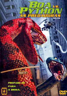 Boa Vs. Python As Predadoras Online Dublado