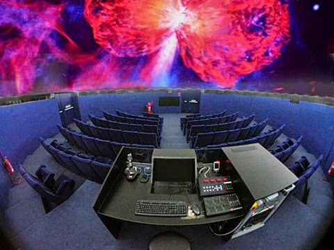 Planetario di Pino Torinese - INFINI.TO