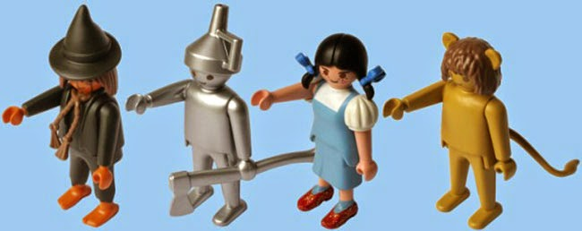 Playmobil Mago de Oz