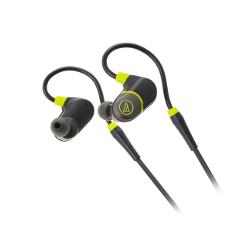Audio-Technica ATH-SPORT4BK SonicSport Bluetooth Wireless In-Ear Headphones