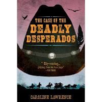 The Case of the Deadly Desperados: cover