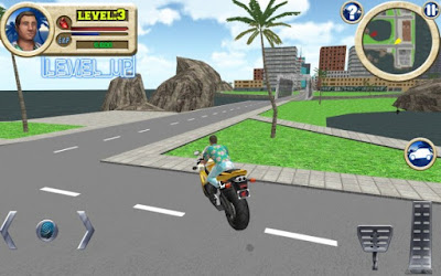 Miami crime simulator Mod Apk V1.6-screenshot-1