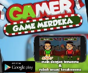 Gamer - Game Merdeka