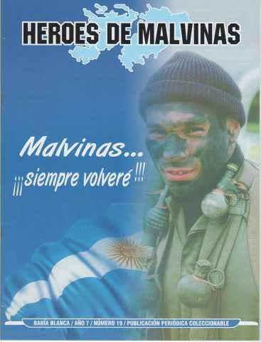 Heroes de malvinas for Granitos nacionales argentinos