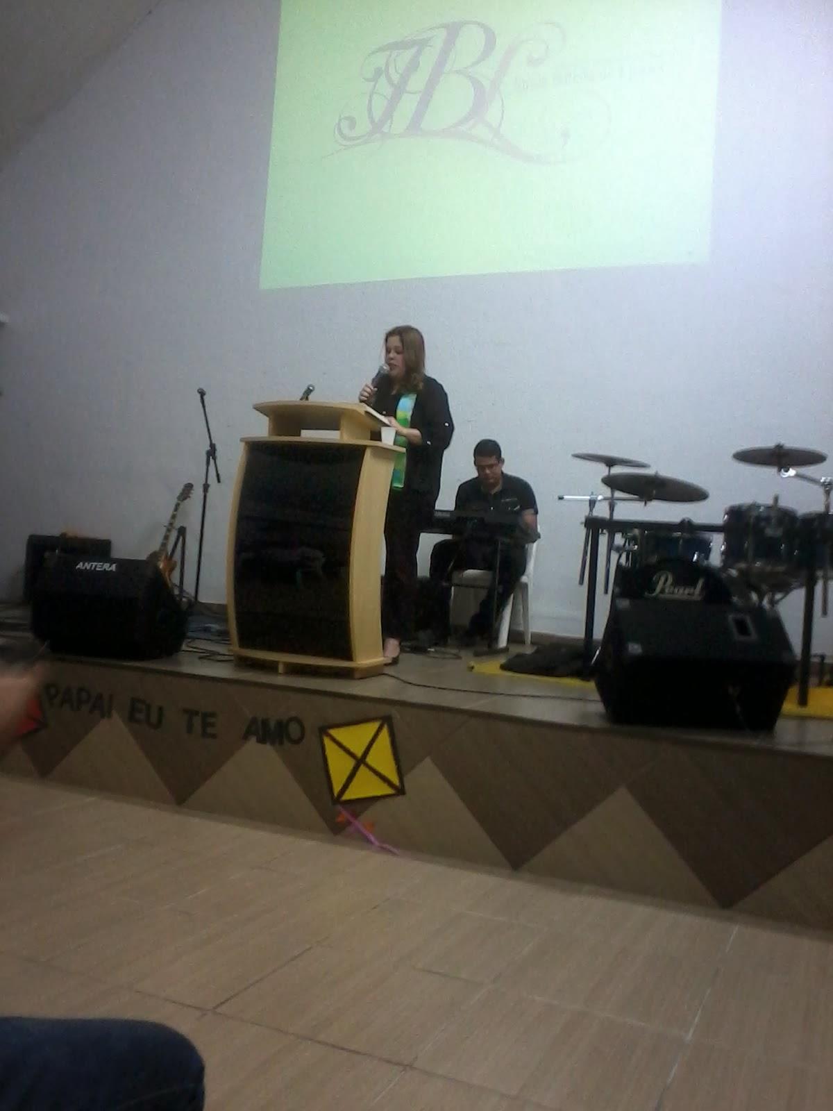 Ministração Profética