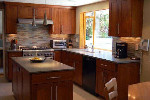 inspirasi desain dapur kecil sederhana desain rumah