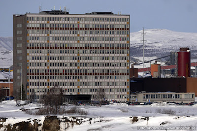 gruvkontoret Kiruna